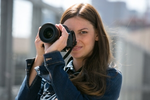 Kim Johnson, Owner, Faceted Media Photo: Kristina Marshall
