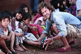 blake mycoskie, TOMS, founder, socially conscious business, Faceted Media